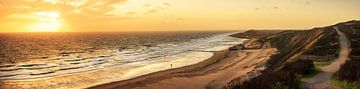 Zoutelande Panorama von Thom Brouwer