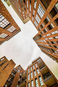 Little C (Little Coolhaven), Rotterdam sur TPJ Verhoeven Photography