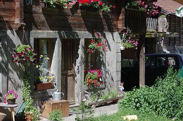 Ferienhaus in den Alpen von Alexander Vlemminx