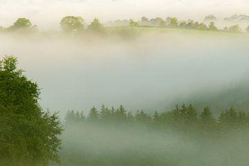 Sonnenaufgang Bayerischer wald von AdV Photography