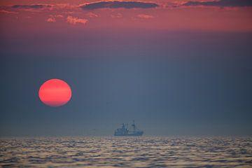 Sonnenuntergang von Richard Marks