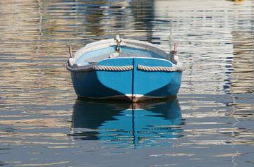 Boot, Schip / Ship, Marsaxlokk, Malta  van Maurits Bredius