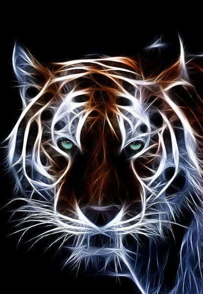 Der Tiger von Bert Hooijer