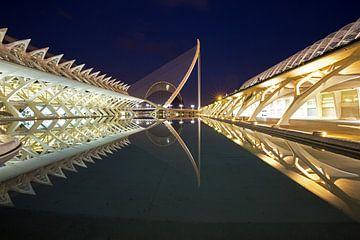 Valencia - L'Àgora/ Ciudad de las Artes y las Ciencias