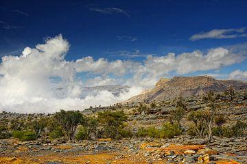 Berge in Oman von