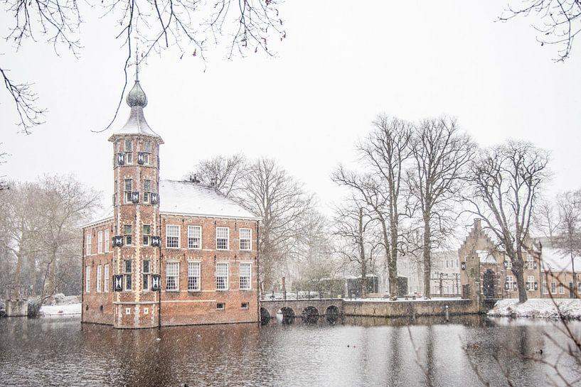 Winter in Breda, Schloss Bouvigne von I Love Breda