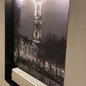 Kundenfoto: Weerdsluis, Oudegracht und Domtoren in Utrecht von Donker Utrecht