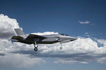 F-35 Lightning II von Gert Hilbink