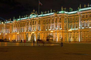 Palast St. Petersburg van