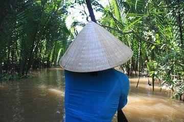 Vietnamese roeister van Bart De Blende