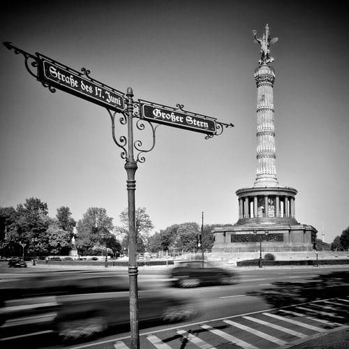 BERLIN Victory Column van Melanie Viola