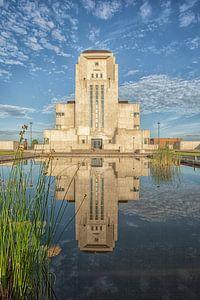 Symmetrie- Radio Kootwijk van