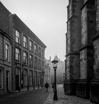 Achter de Domkerk. von Verliefd op Utrecht