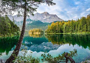 Eibsee, Deutschland von Dave Verstappen