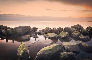 Stilte op het meer