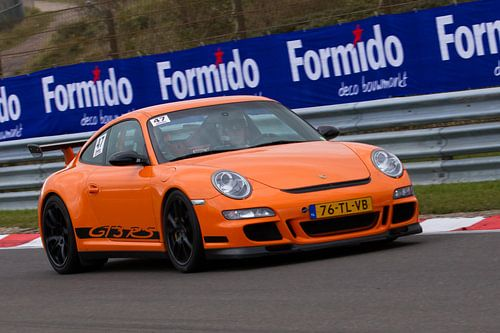 Porsche 911 GT3 van