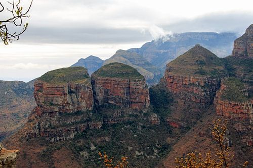 Berg Trio ZuidAfrika van