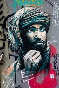 Straßenkunst Istanbul von Rob Bleijenberg