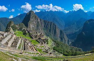Urubamba rivier in het dal naast Machu Picchu, Peru