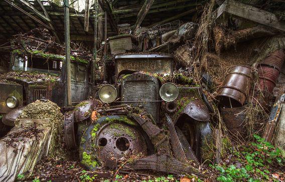 Rusty Oldtimer