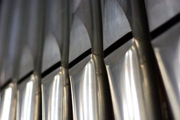 Orgelpijpen van