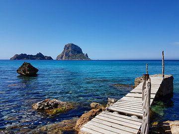 Mooiste plekje op Ibiza, Es Vedra van Danielle Bosschaart