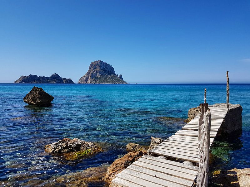 Best of Ibiza, Es Vedra sur Danielle Bosschaart