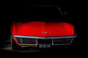 Red Corvette