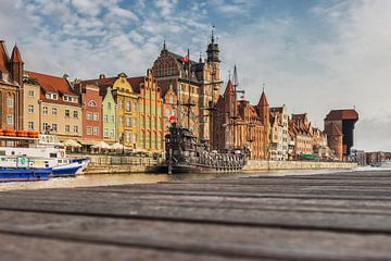 Danzig, Polen  sur Gunter Kirsch