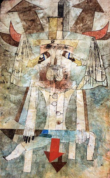 Paul Klee.Der wilde Mann von 1000 Schilderijen