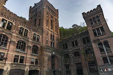 Urbex kasteel von Jacco van der Giessen