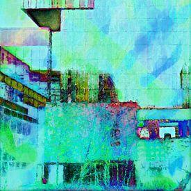 Glazen kantoren Vibrant van Frans Jonker
