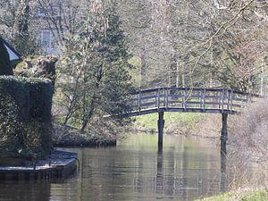 Brücke aldlan Leeuwarden von Richard Brinkman