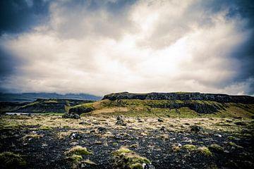 IJsland van Micha Tuschy