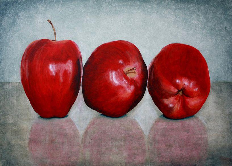 Stilleven  met Appels van Andrea Meyer