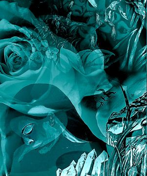 Blauwe uur van Eberhard Schmidt-Dranske