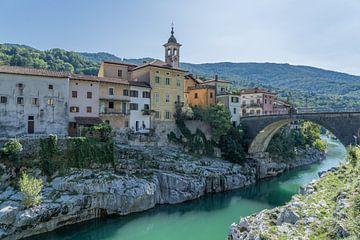 Kanal, Slovénie sur Greenfield Visuals