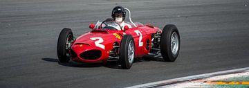 1961 Sharknose Ferrari 156 van Arjen Schippers