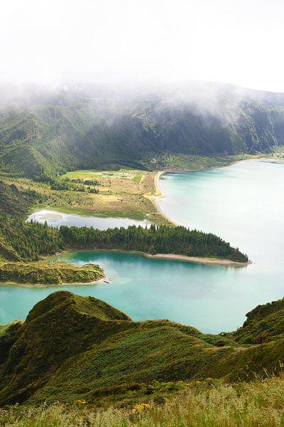 Lagoa do Fogo Azoren sur Jan Brons