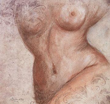 Pure Schönheit, die Frau! von Ineke de Rijk