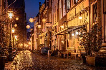 Leiden in Lockdown: Kloksteeg van Carla Matthee