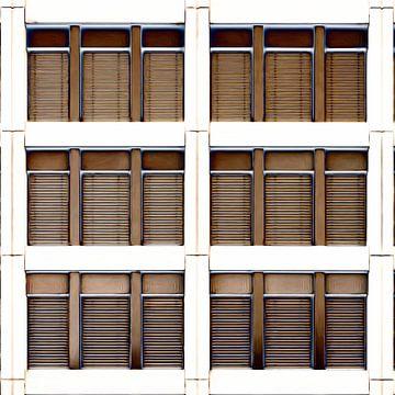 Fenster XIX von Maurice Dawson