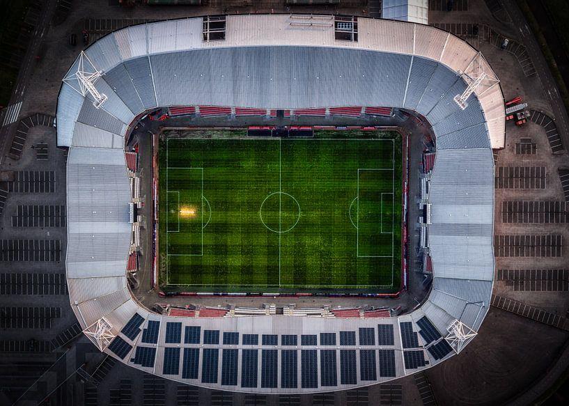 Alkmaar AZ Stadion van Mario Calma