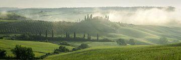 Toscaanse ochtend 2 van
