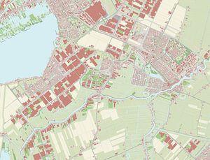 Kaart vanUithoorn