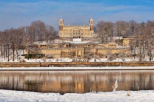 Schloss Albrechtsberg, Dresden von
