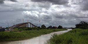 Wijdenboschbrug Suriname