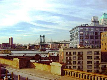 New York, New York van Benedikt Amrhein