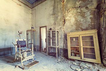 verlaten tandarts ruimte van Kristof Ven