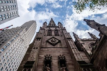 Trinity Church, New York City sur Eddy Westdijk